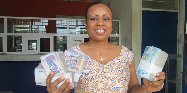 Ghana Post Financial Service