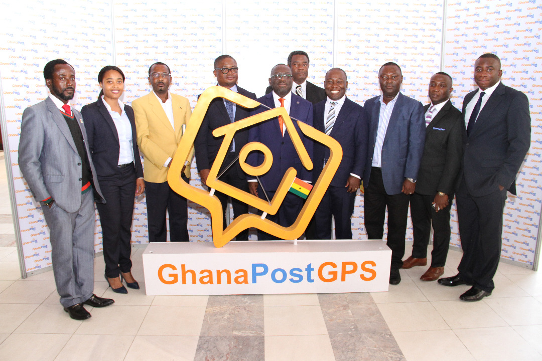GhanaPostGPS Launch