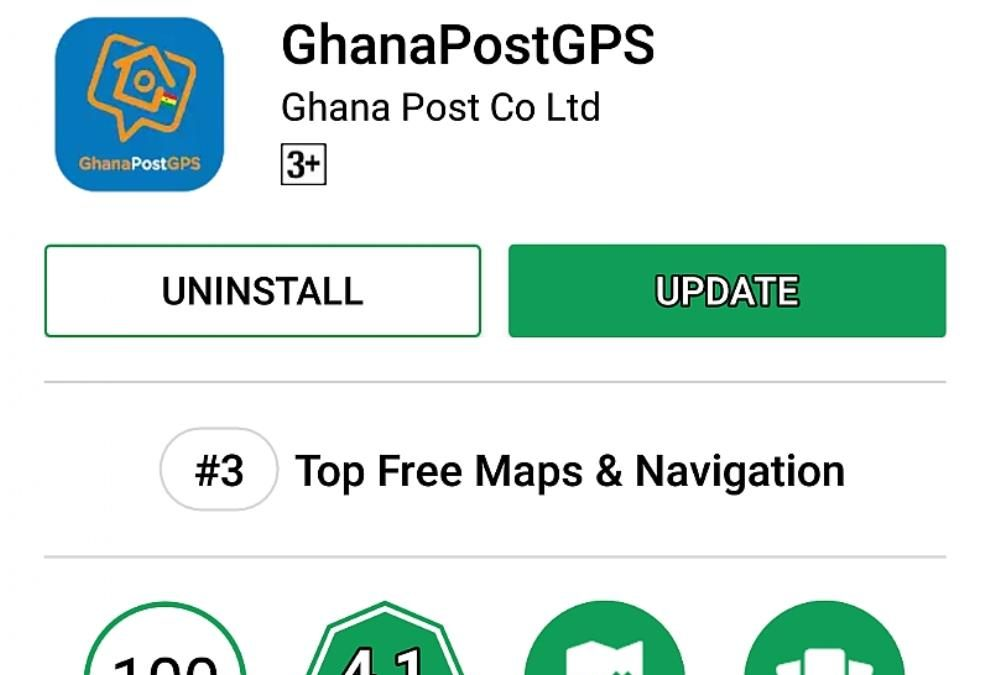 Ghana Post GPS Hits Over 7 Million Record Usage