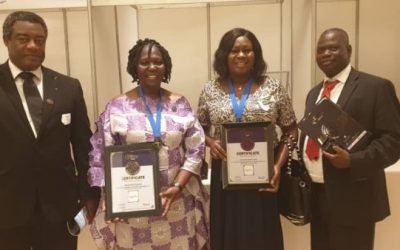 Ghana Post wins Excellence In Innovation of the Year Award