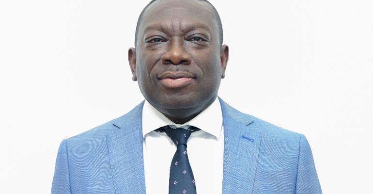 Mr. James Kwofie, Ghana Post managing director