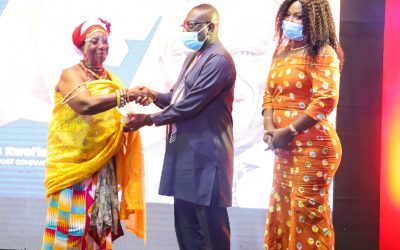 Ghana Post MD Grabs Ghana Development Award: Gallery