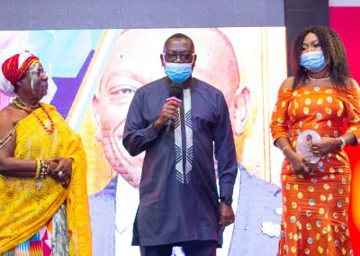 Ghana Post MD Grabs Ghana Development Award