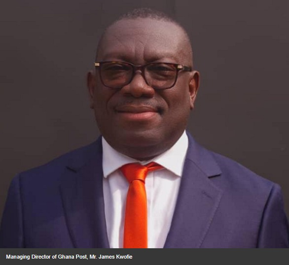 Ghana Post MD elected board member of Universal Postal Union