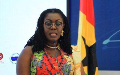 Ursula Owusu touts Ghana Post's transformation at 27th Congress of Universal Postal Union