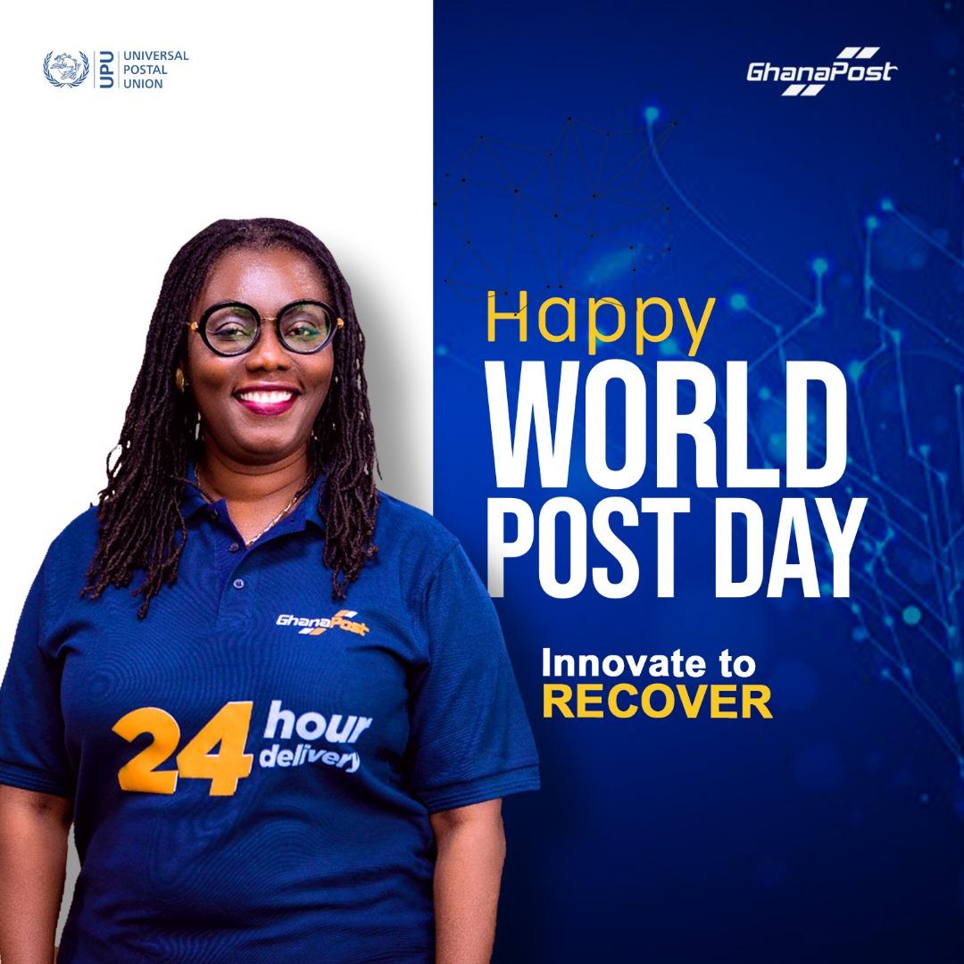 Ghana Post World Post Day